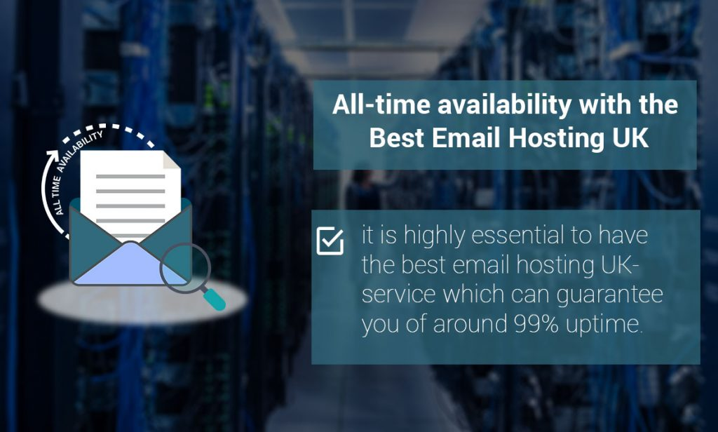 All time Availability With The Best-Email Hosting
