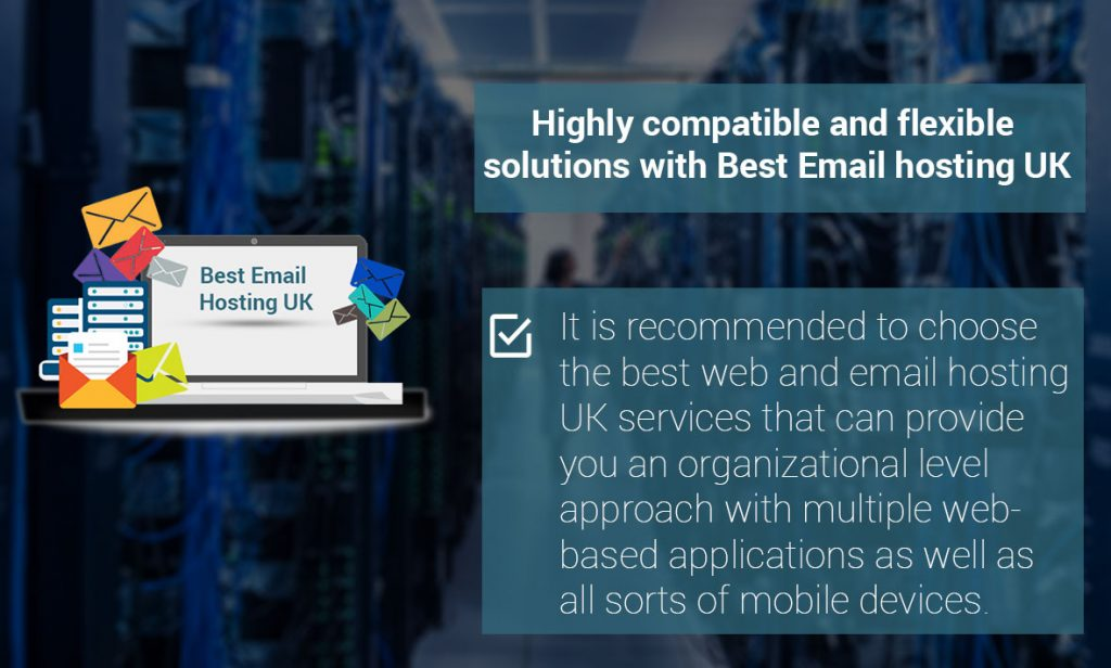 Highly Compatible and Flexible Solutions With Best Email Hosting UK