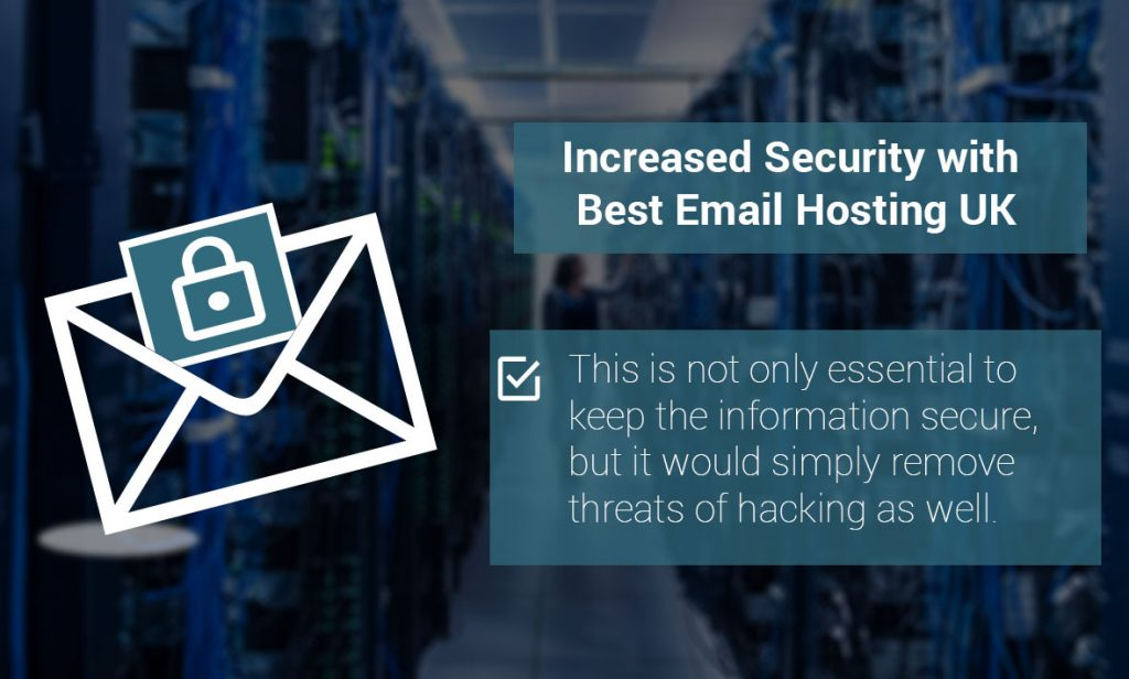 Security with Email Hosting