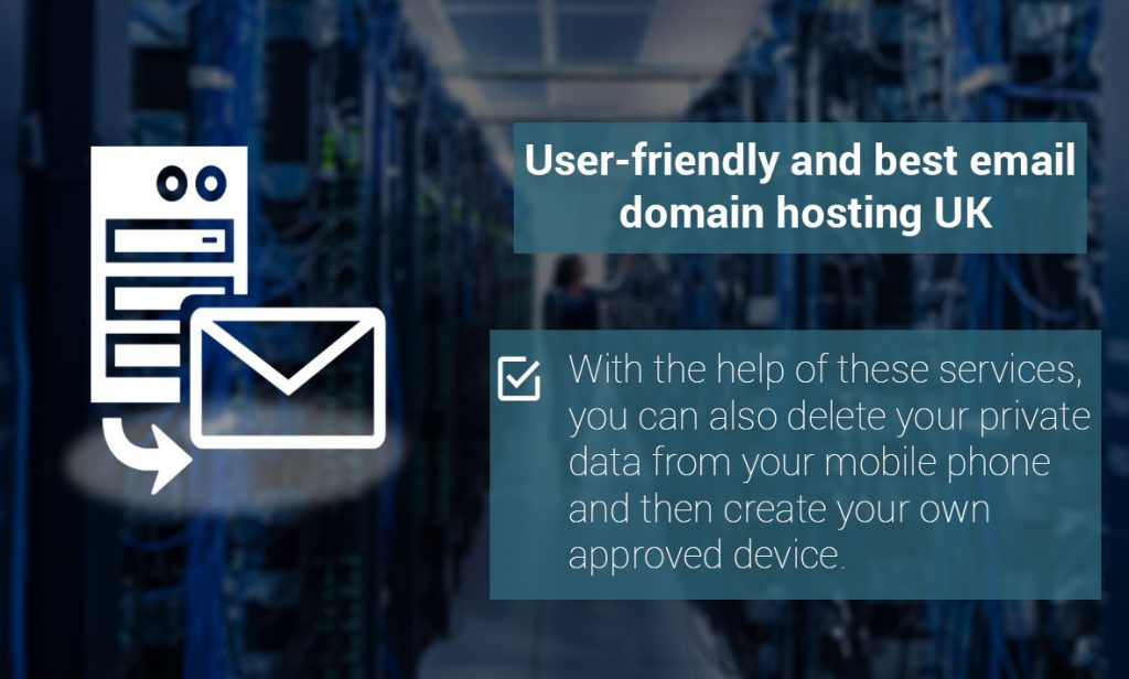 User Friendly And Best Email Domain Hosting UK