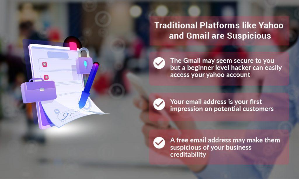 Traditional platforms like yahoo