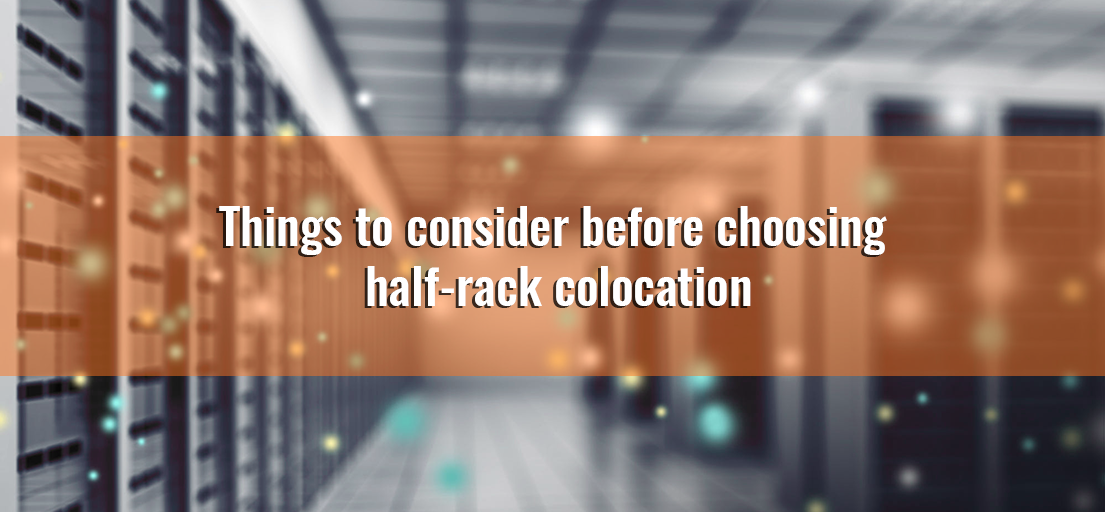 rack half colocation