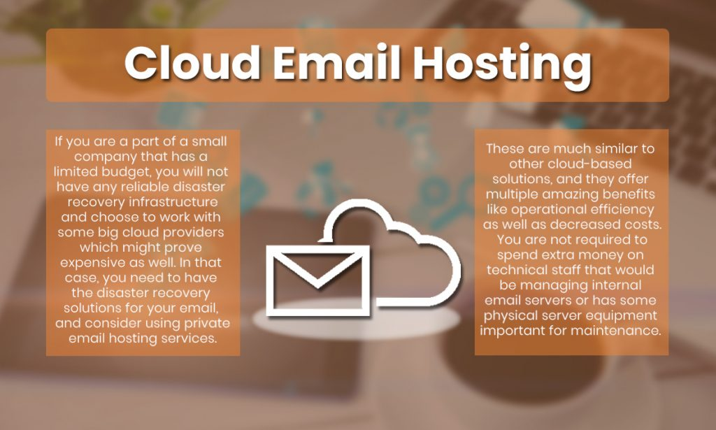 Personal email hosting UK