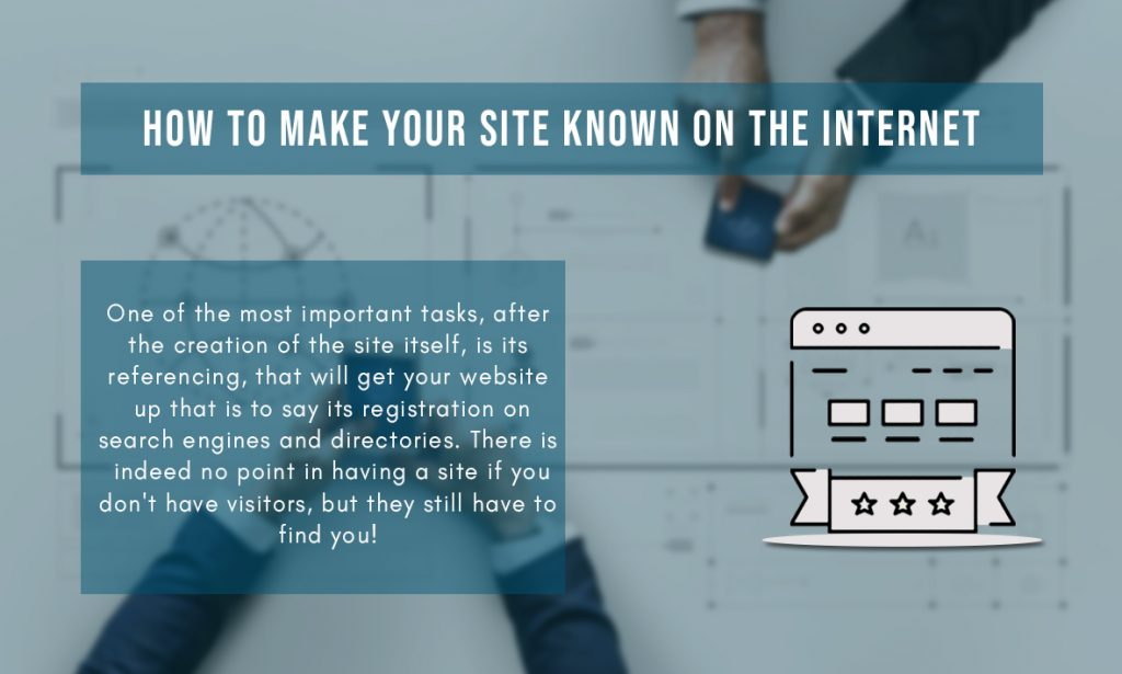 How to make your site known on the Internet