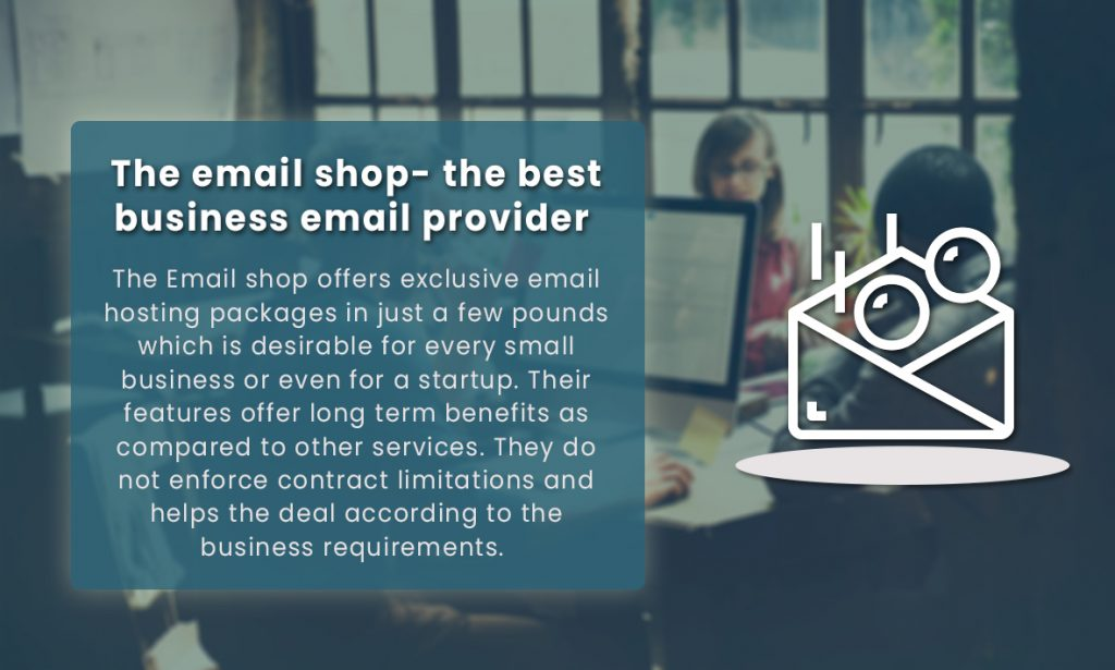 business email hosting provider uk