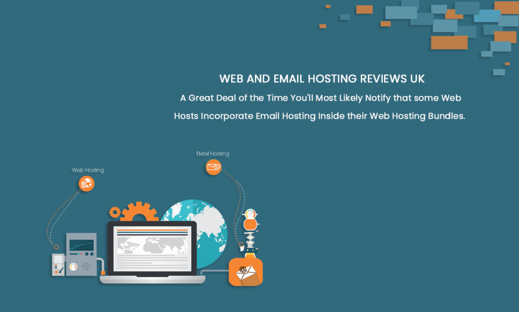 web and email hosting reviews UK